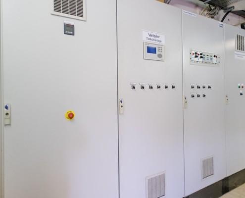 Kühl- und Tiefkühlhallen