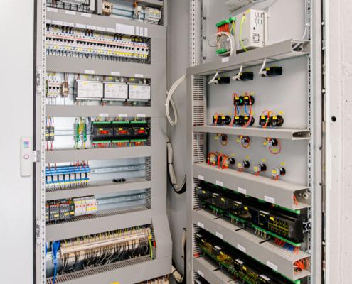 Paneelbauten, Kühl- und Tiefkühlhallen